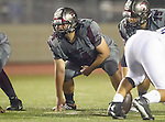 Torrance, CA 09/25/15 - Robert Fuerte (Torrance #54) in action during the El Segundo - Torrance varsity football game at Zamperini Field of Torrance High School