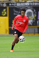 Deji Beyreuther (Eintracht Frankfurt) - 28.08.2018: Eintracht Frankfurt Training, Commerzbank Arena, DISCLAIMER: DFL regulations prohibit any use of photographs as image sequences and/or quasi-video.