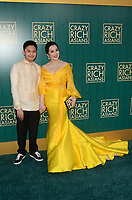 HOLLYWOOD, CA - AUGUST 7: Kris Aquino at the premiere of Crazy Rich Asians at the TCL Chinese Theater in Hollywood, California on August 7, 2018. <br /> CAP/MPI/DE<br /> &copy;DE//MPI/Capital Pictures