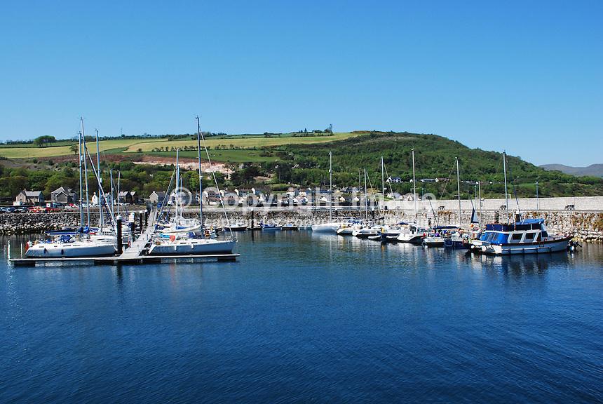 Harbour, marina, Glenarm, Co Antrim, N Ireland, UK, 201205265876..© Victor Patterson, 54 Dorchester Park, Belfast, N Ireland. Tel: +44 2890661296; Mobile: +44 7802 353836; Emails: victorpatterson@me.com & victorpatterson@gmail.com; www.victorpatterson.com