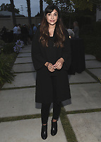"""CULVER CITY, CA - MAY 8:  Hannah Simone at Fox's """"New Girl"""" screening and recpetion at the Little Theater at the Fox Lot on May 8, 2018 in Culver City, California. (Photo by Scott Kirkland/Fox/PictureGroup)"""
