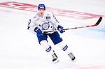 Stockholm 2014-09-17 Ishockey SHL Djurg&aring;rdens IF - Leksands IF :  <br /> Leksands Robin Jacobsson <br /> (Foto: Kenta J&ouml;nsson) Nyckelord:  Djurg&aring;rden DIF Hockey Globen Ericsson Globe Arena SHL Leksand LIF portr&auml;tt portrait