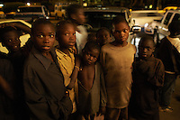 "Street children. Under the government initative Murambatsvina (Operation Restore Order), many homes and places of work in slum areas were destroyed. Since then there has been a marked increase in the number of children living on the streets of Harare. Murambatsvina, also translated as ""clean up the filth"", continues. Street children are picked up and dumped miles out of town to discourage them from being on the street."