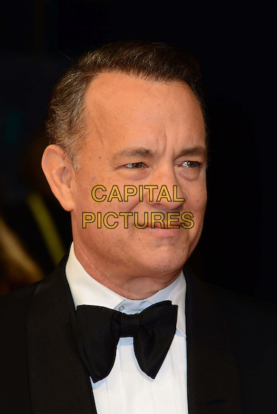 LONDON, ENGLAND - FEBRUARY 16:  Tom Hanks attends EE British Academy Film Awards (BAFTAs) at Royal Opera House, Covent Garden, on February 16, 2014, in London, England.  <br /> CAP/JOR<br /> &copy;Nils Jorgensen/Capital Pictures