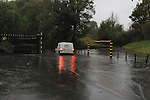 Flooding at Calvary cemetery 24/10/11