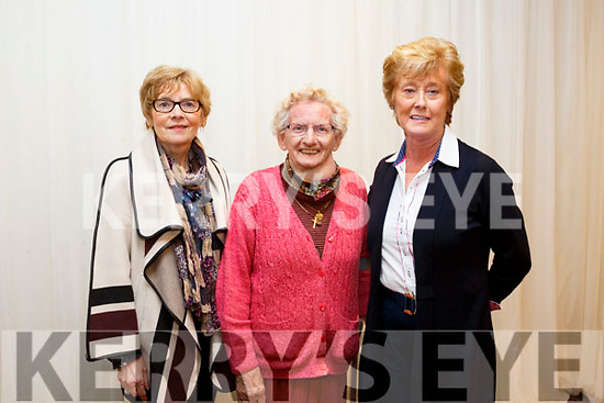 Tidy Towns awards at the Rose Hotel on Monday. Winner in best estates  category were Knockmoyle Estate, Josephine Griffin, Mary O'Brien and Kate Bolger