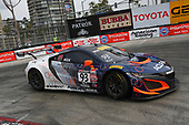 2017 Pirelli World Challenge<br /> Toyota Grand Prix of Long Beach<br /> Streets of Long Beach, CA USA<br /> Sunday 9 April 2017<br /> Peter Kox<br /> World Copyright: Jay Bonvouloir/ESCP