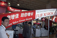 Fuji Xerox in International High-tech expo in Beijing, China..