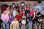 HAPPY BIRTHDAY: Denise Boyle celebrating her 40th birthday on Saturday in the Station House, Blennerville, with a large group of family and friends.   Copyright Kerry's Eye 2008