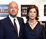 John Tiffany and Barbara Cutler attends the 2018 New York Theatre Workshop Gala at the The Altman Building on April 16, 2018 in New York City