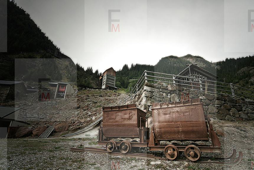 Museum of mine near Vipiteno