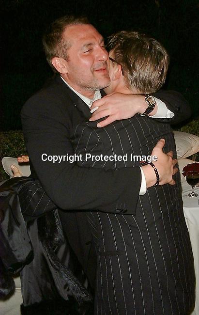 Tom Sizmore &amp; Stephen Baldwin<br />2000 Vanity Fair Post Oscar Party<br />Morton's Restaurant<br />Los Angeles, California, USA<br />March 26, 2000<br />Photo by Celebrityvibe.com
