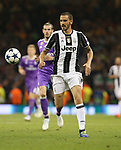 Juventus' Leonardo Bonucci in action during the Champions League Final match at the Principality Stadium, Cardiff. Picture date: June 3rd, 2017. Pic credit should read: David Klein/Sportimage