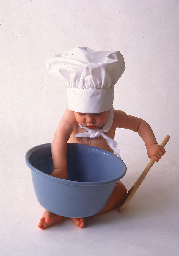 Baby chef.