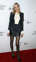 NEW YORK, NY - APRIL 27: Alina Baikova at the 2018 Tribeca Film Festival World Premiere of Bert Marcus' The American Meme in New York City on April 27, 2018. Credit: RW/MediaPunch