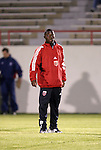 24 March 2004: Freddy Adu before the game. DC United of Major League Soccer defeated the Wilmington Hammerheads of the Pro Select League 1-0 at the Legion Sports Complex in Wilmington, NC in a Carolina Challenge Cup match..