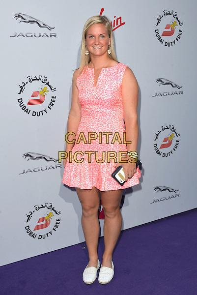 Angelique Kerber<br /> attending the WTA Pre-Wimbledon Party at  The Roof Gardens, Kensington, London England 25th June 2015.<br /> CAP/PL<br /> &copy;Phil Loftus/Capital Pictures
