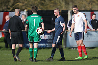 Witham Town Sunday vs Notley Sunday Reserves, Braintree & North Essex Sunday League Cup Final Football at Rosemary Lane on 24th March 2019