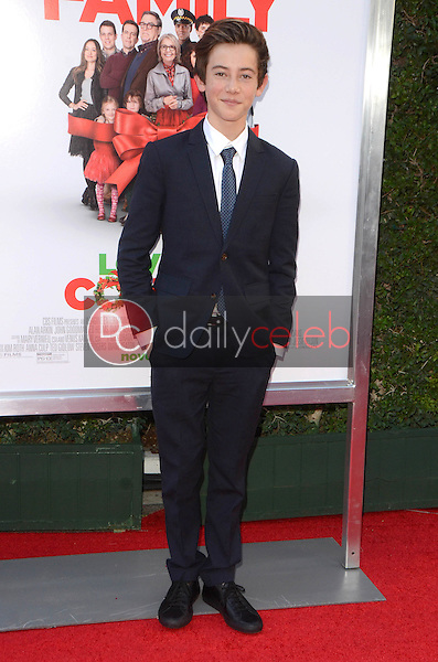 Griffin Gluck<br />