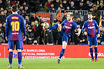 Ivan Rakitic of FC Barcelona in action during the La Liga 2017-18 match between FC Barcelona and Deportivo La Coruna at Camp Nou Stadium on 17 December 2017 in Barcelona, Spain. Photo by Vicens Gimenez / Power Sport Images