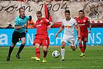 05.10.2019, BayArena, Leverkusen, GER, 1. FBL, Bayer 04 Leverkusen vs. RB Leipzig,<br />  <br /> DFL regulations prohibit any use of photographs as image sequences and/or quasi-video<br /> <br /> im Bild / picture shows: <br /> Sven Bender (Leverkusen #5), im Zweikampf gegen  Diego Demme (RB Leipzig #31),  <br /> <br /> Foto © nordphoto / Meuter