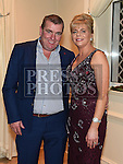Ray and Pauline McSwiney at the Baile Atha Fherdia Traders Awards in the Nuremore hotel Carrickmacross. Photo:Colin Bell/pressphotos.ie