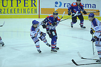 IJSHOCKEY: HEERENVEEN: 24-10-2015, IJsstadion Thialf, UNIS Flyers -AHOUD Devils Nijmegen, uitslag 4-2, ©foto Martin de Jong