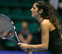 18-12-13,Netherlands, Rotterdam,  Topsportcentrum, Tennis Masters,  Valeria Podda (NED)<br /> Photo: Henk Koster