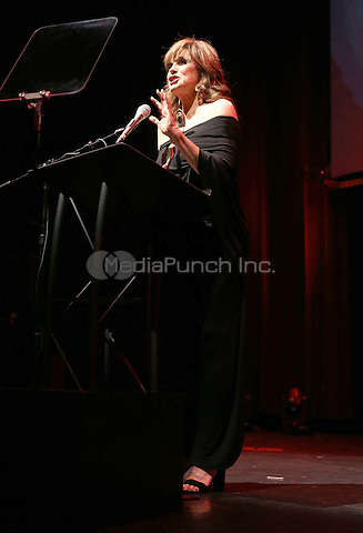 Hollywood, CA - February 19: Linda Gray, At 3rd Annual Hollywood Beauty Awards_Show, At Avalon Hollywood In California on February 19, 2017. Credit: Faye Sadou/MediaPunch