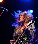 Grace Potter of Grace Potter and The Nocturnals performs live to a sold out crowd at The El Rey Theatre in Los Angeles, California on February 04,2011                                                                   Copyright 2010  DVS / RockinExposures