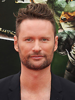 WESTWOOD, LOS ANGELES, CA, USA - AUGUST 03: Brian Tyler at the Los Angeles Premiere Of Paramount Pictures' 'Teenage Mutant Ninja Turtles' held at Regency Village Theatre on August 3, 2014 in Westwood, Los Angeles, California, United States. (Photo by Celebrity Monitor)