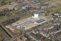 Spiekermarkt: EUROPA, DEUTSCHLAND, HAMBURG, (EUROPE, GERMANY), 23.02.2013: Spiekermarkt, Baugelaende am Suederquerweg frueher Baeckerei Kamps,
