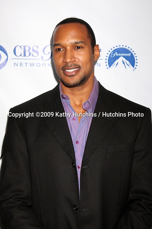 Henry Simmons arriving at the Numb3rs 100th Episode Party at the Sunset Tower Hotel in West Hollywood,  California on April 21, 2009.©2009 Kathy Hutchins / Hutchins Photo....                .