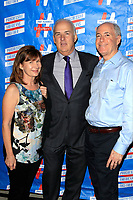 LOS ANGELES - SEP 25: Annette Krakowsky, Pat Harris, Steve Krakowsky at 'Pat Harris' California Democratic U.S. Senate run 2018 kick off' at Catalina Jazz Club Bar & Grill on September 25, 2017 in Hollywood, California