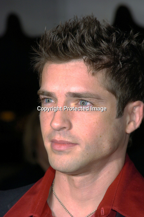 "Scott Bailey ..at The New York Premiere of ""Phantom of the Opera"" on ..December 12, 2004 at the Ziegfeld Theatre. ..Photo by Robin Platzer, Twin Images"