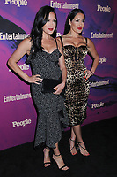 13 May 2019 - New York, New York - Nikki Bella and Brie Bella at the Entertainment Weekly & People New York Upfronts Celebration at Union Park in Flat Iron. Photo Credit: LJ Fotos/AdMedia
