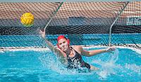 Stanford, CA;  Saturday, April 4, 2015; Women's Water Polo, Stanford vs San Jose State.
