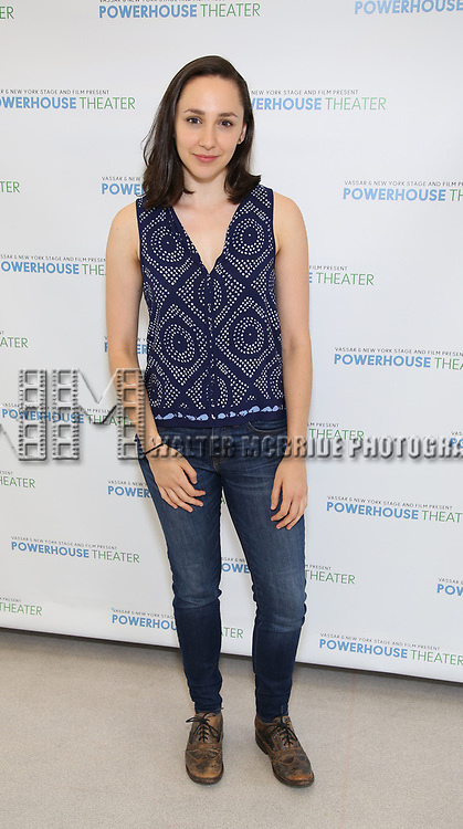 Lauren Patten attends the Media Day for 33rd Annual Powerhouse Theater Season at Ballet Hispanico in New York City.