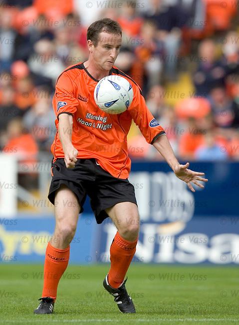 Grant Brebner, Dundee Utd.stock season 2004-2005.pic willie vass