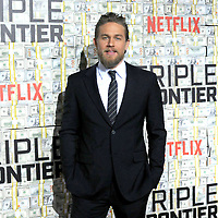 03 March 2019 - New York, New York - Charlie Hunnam. The World Premiere of &quot;Triple Frontier&quot; at Jazz at Lincoln Center. <br /> CAP/ADM/LJ<br /> &copy;LJ/ADM/Capital Pictures