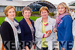 Pictured at the Monster Bingo at Mercy Mounthawk Secondary School, Tralee on Sunday were l-r: Mary Walsh (Mallow), Lil Hanafin (Tralee), Linda Moriarty (Tralee) and Noreen Walsh (Ardfert)