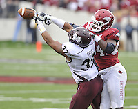 Mississippi State @ Arkansas 2011