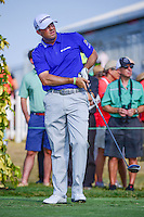 Ryan Palmer (USA) watches his tee shot on 10 during round 3 of the Honda Classic, PGA National, Palm Beach Gardens, West Palm Beach, Florida, USA. 2/25/2017.<br /> Picture: Golffile | Ken Murray<br /> <br /> <br /> All photo usage must carry mandatory copyright credit (&copy; Golffile | Ken Murray)