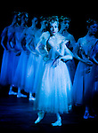 Simone Clarke in English National ballet's production of Giselle, choreographed by Derek Deane