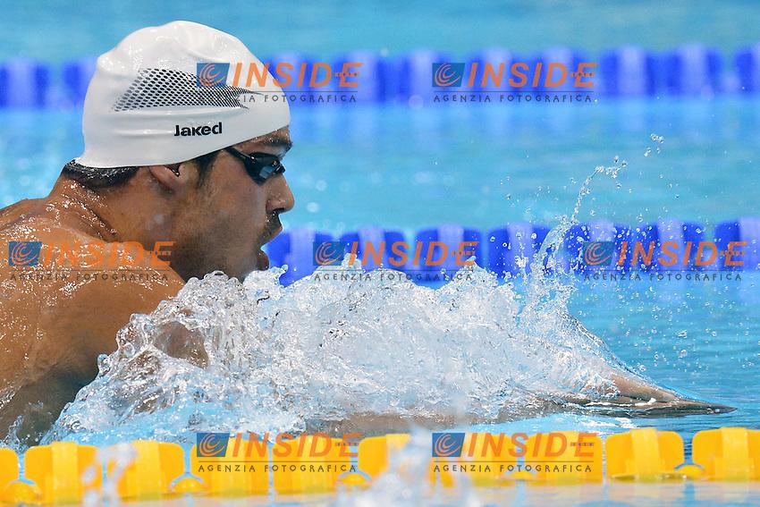 Luca Marin Italy Men's 400m Individual Medley.London 28/7/2012 Aquatics Centre.London 2012 Olympic games - Olimpiadi Londra 2012.Swimming - Nuoto.Foto Andrea Staccioli Insidefoto