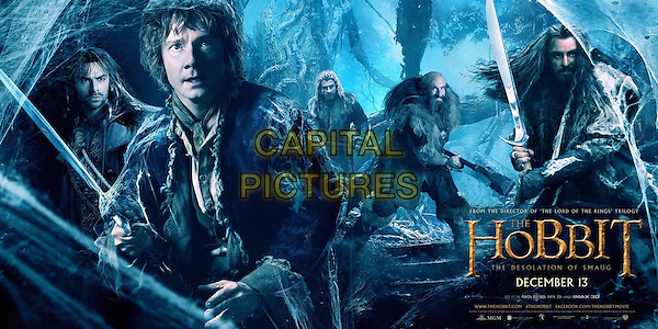 POSTER ART<br /> in The Hobbit: The Desolation of Smaug (2013)<br /> *Filmstill - Editorial Use Only*<br /> CAP/FB<br /> Image supplied by Capital Pictures