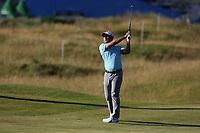 Fabrizio Zanotti (PAR) during the ProAm of the 2018 Dubai Duty Free Irish Open, Ballyliffin Golf Club, Ballyliffin, Co Donegal, Ireland.<br /> Picture: Golffile | Jenny Matthews<br /> <br /> <br /> All photo usage must carry mandatory copyright credit (&copy; Golffile | Jenny Matthews)