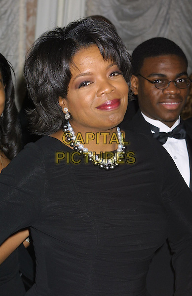 OPRAH WINFREY.attends the 33rd Annual Salute to Black Achievers in Industry and gives a keynote speech.www.capitalpictures.com.©Capital Pictures