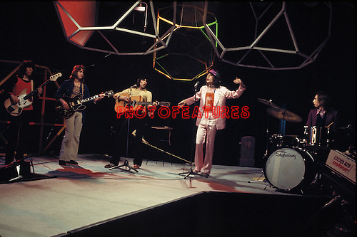 ROLLING STONES early 70's with Mick Taylor on Top Of The Pops....