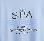 Shopping, Spa Tee Shirt, Spa at Saratoga Springs Resort,  Orlando, Florida